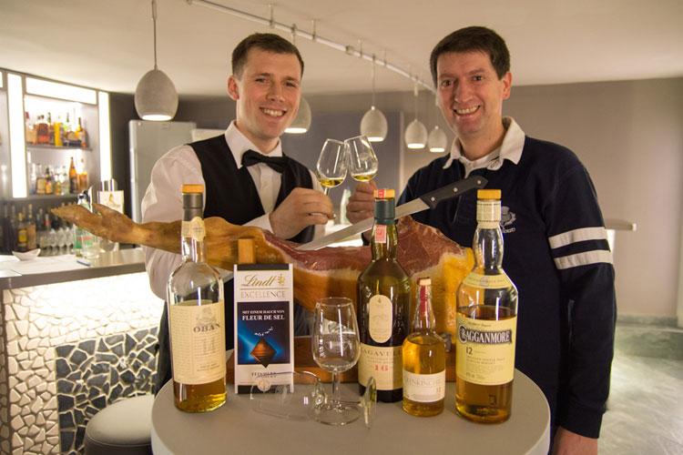 Whisky Tasting Schmidt's Landgasthof